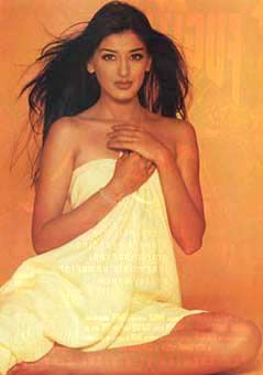 Sonali Bendre Hot Pics