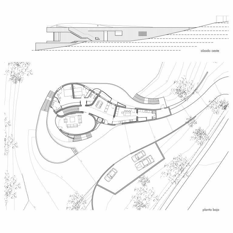 Organic Architecture Urrezkoenea House