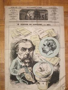 Journal l'Eclipse du dimanche 21 mai 1876
