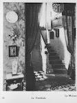 Le Vestibule de la maison d'Auteuil