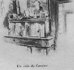 Un coin Grenier de la maison d'Auteuil