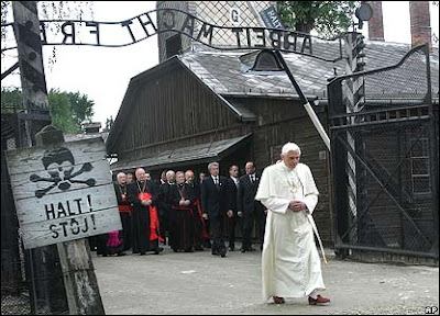 The Ancient Craft Pope+at+auschwitz_41698810_gate416ap