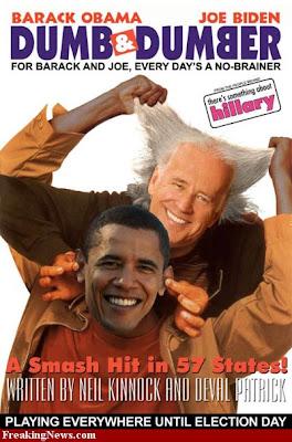 bright spark dumb obama