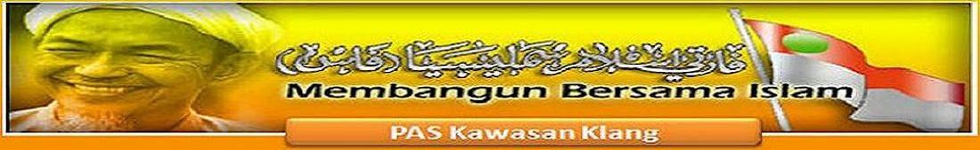 PAS Kawasan Klang