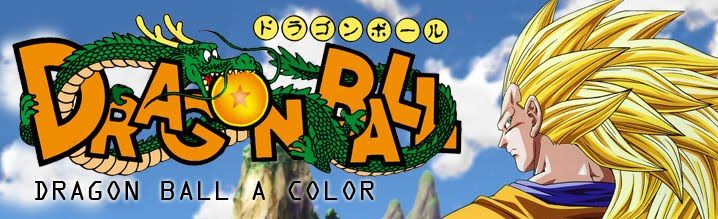 Dragon ball a color