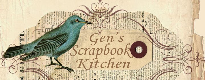 Gen's Scrapbook Kitchen and Bella Stitchery