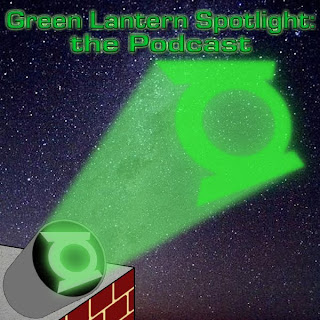 Green Lantern Spotlight Podcast