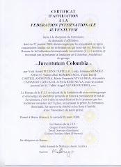 Sitio Oficial de Juventutem Colombia