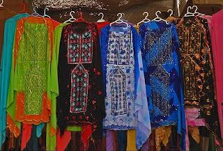 Baluchi women's clothes