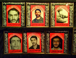 Remembering Iran's war dead