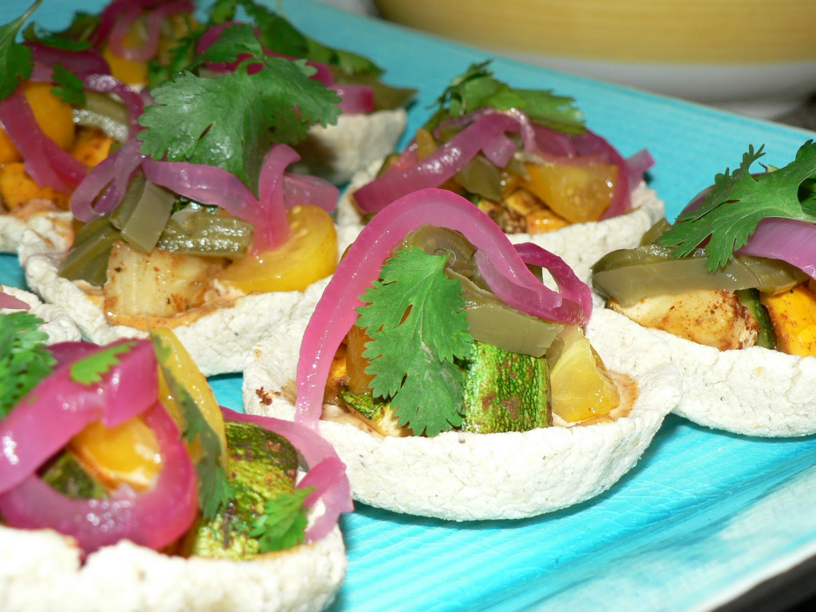 Thumbnail image for Baked Mexican Sopes with Fresh Corn Flour Recipe