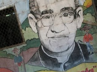 mural of Oscar Romero