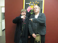 Me and Al Anderson of NRBQ...he did it.