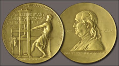 So you've won a Pulitzer Prize