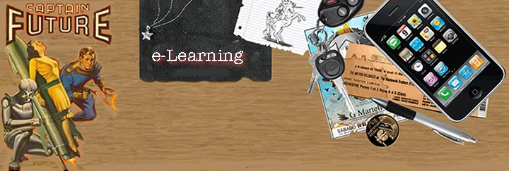Captain Future e-learning