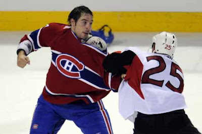 henry44508 Canadiens Press Release: Two year contract for Alex Henry