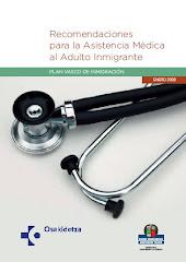 Recomendaciones para la Asistencia Médica al Adulto Inmigrante- OSAKIDETZA