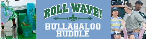 The Hullabaloo Huddle, a Tulane Football Blog
