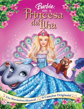 Barbie A Princesa da Ilha Dublado
