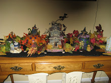 Haunted House with other figurines