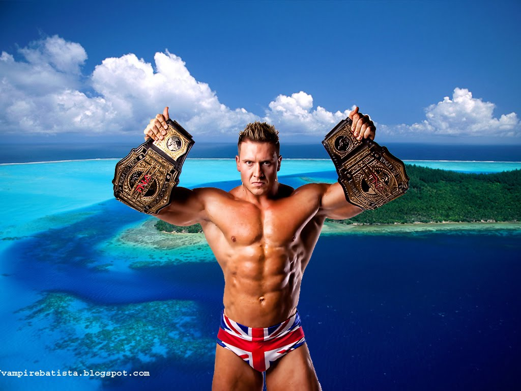 TNA Knockouts Roster Wallpaper TNA ROB TERRY is the next big thing in TNA.