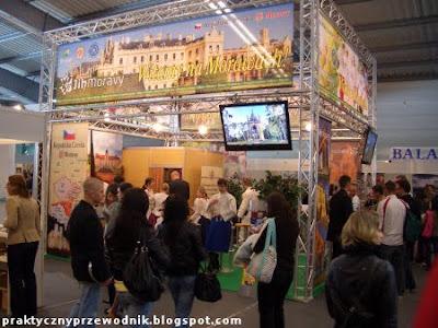 Krakowski Salon Turystyczny 2010 zdjęcia
