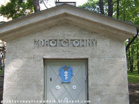 Krzeszowice Park Zdrojowy