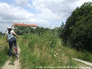 Opactwo Benedyktynów w Tyńcu Wycieczka rowerowa trasą Kraków Tyniec