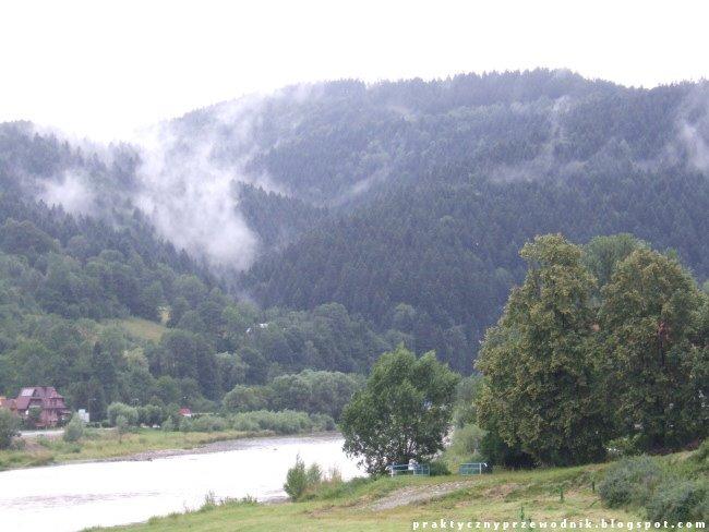 Jak powstaje mgła w górach?