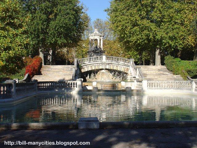 Many cities daily blog dijon france city park for Domon france