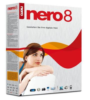 NERO 8.1.1.0 Portable Nero8