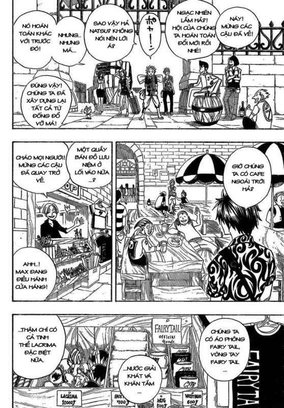 TruyenHay.Com - Ảnh 3 - Fairy Tail Chap 103