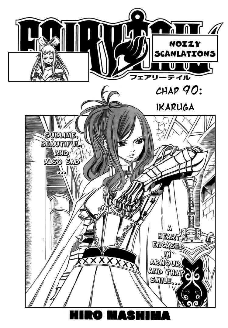 TruyenHay.Com - Ảnh 1 - Fairy Tail Chap 90