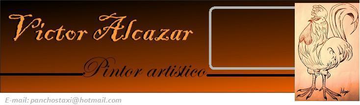 Obra artistica de Victor Alcazar