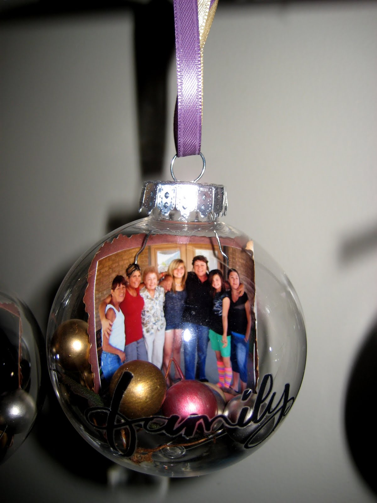 Personalized Christmas Bulbs