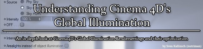 Understanding Cinema 4D's Global Illumination