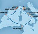 Cruceros Semana Santa Mediterraneo