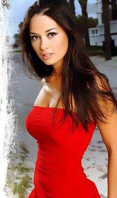 MOST BEAUTIFUL ASIAN GIRL-michelle-zen