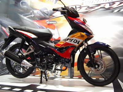 HONDA BLADE SPECIFICATION