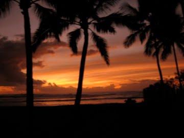 Heartbreaking Hawaiian Sunsets
