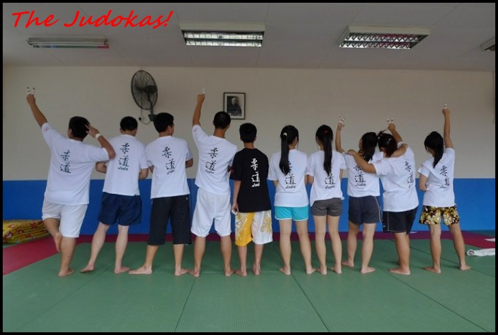 The life with judokas =)
