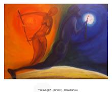 Fire & Light - Oil