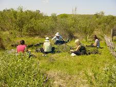 Terapia Horticola en Pampas Indigenas el 10-10-10