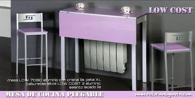 mesa cocina radiador
