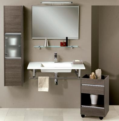 Soluciones para colocar bajo una encimera lavabo de obra nueva reformas guaita - Lavabos de obra ...