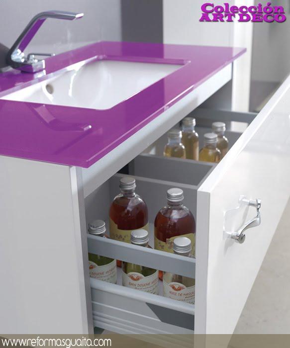 hemos aadido esta coleccin art deco al catlogo de nuestra tienda online podis ver medidas acabados conjuntos encimeras para lavabos