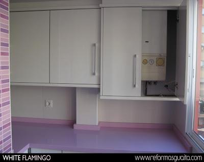 cocina rosa valencia