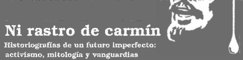 Ni rastro de carmin