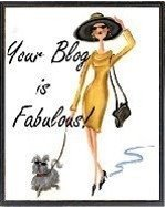 Our fabulous blog award
