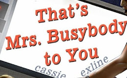 That's Mrs. Busybody to You
